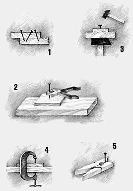 Практические советы по забиванию гвоздей 01
