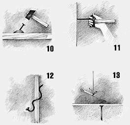 Практические советы по забиванию гвоздей 03