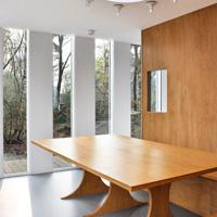 Оригинальный дизайн - Дом по кругу. Кухня